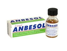Anbesol Liquid -  Anbesol  Oral Liquid  15ml *** UK Pharmacy *** BEST PRICE ***
