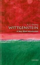 Wittgenstein: A Very Short Introduction (Very Short Introductions)-ExLibrary