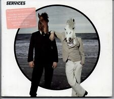 SERVICES - YOUR DESIRE IS MY BUSINESS - DIGIPAK CD ALBUM