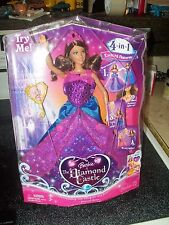 "NEW IN PACKAGE "" BARBIE & THE DIAMOND CASTLE PRINESS ALEX DOLL-TERESA AS PRINESS"