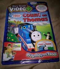 Story Reader Video+ Thomas & Friends 2006 Book & Cartridge Ages: 3+
