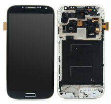 Frame +LCD Screen Touch Digitizer Assembly for SamSung Galaxy S4 SIV i9500 SHPG
