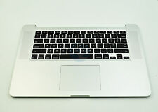 "USED TopCase Keyboard Trackpad Battery A1417 for MacBook Pro 15"" A1398 2012"