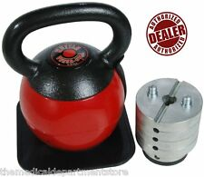 Stamina 05-3036 - 36-Pound Adjustable Kettle Versa-Bell Adjustable from 16-36 lb