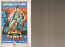 JAKE SPEED VHS VIDEO BIG BOX VERSION