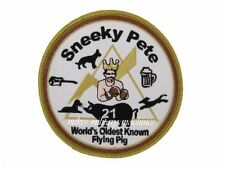 USAF Air Force Black Ops Area 51 Sneeky Pete Scaled Composites Aviation Patch