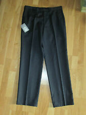 Savoy Taylors Guild mens blue trousers size 34 regular leg 32 brand new & tags