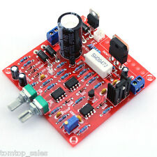 LED DC Regulated Power Supply DIY Kit 0-30V Continuously Adjustable 2mA-3A Red