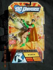 MATTEL DCUC DC UNIVERSE SER 17 DICK GRAYSON ROBIN ACTION FIGURE!