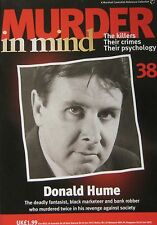 Murder in Mind Issue 38 - Donald Hume