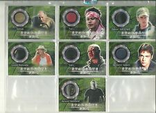 StarGate SG1 Teal'c Costume CARD Christopher JUDGE C4 variant pink