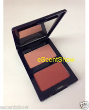 ESTEE LAUDER BLUSH ALL DAY NATURAL CHEEK COLOR BLUSHER DUO - ROSE 11 + TERRA 10