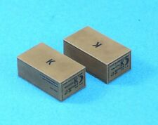 Legend Productions LF1301 WWII K Ration Box Set (8 Stück) in 1:35