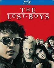 The Lost Boys (Blu-ray Disc, 2014, SteelBook)Brand New