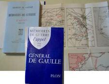 WW2 - LIVRE « MEMOIRES DE GUERRE - L'APPEL » - du GENERAL DE GAULLE