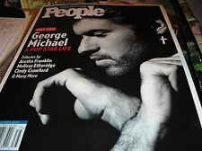 PEOPLE SPECIAL  -GEORGE MICHAEL  , A POP STAR LIFE   magazine