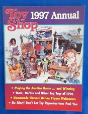 1997 TOY SHOP ANNUAL DIRECTORY VF softcover Buzz Toy Story Barbie