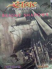 Elric de Melniboné brillo sombras MGP fantasía Libro de RPG Jjego de rol