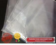 Embossed Vacuum Sealer Bags 15 X 25CM Long (100 BAGS ) Highest Quality Pouches