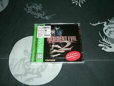 Resident Evil 2 For Sony PlayStation, PS2 And BC PS3's Brand New factory Sealed
