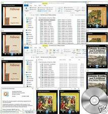 Bible King James Version New Testament on 1 MP3 Audio CD + Sleeve