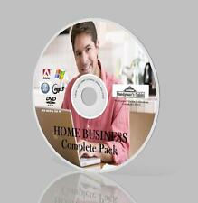 Home Business Complete DVD Pack - Home Working Videos, Guides & More!