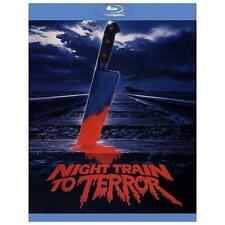 Night Train to Terror (Blu-ray Disc, 2013, Satan, Horror, Region Free)