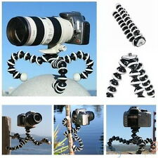 Octopus Large Flexible Tripod Stand Holder fr Digital Camera DV DSLR/C Free Ship