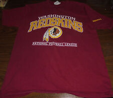 Washington Redskins shirt size Medium M NFL National Football League Red Skins