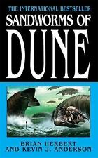 Sandworms of Dune by Herbert, Brian, Anderson, Kevin J.
