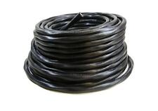 125 ft 6/3 AWG NM-B Indoor Home Residential Building Electrical Wire Cable Black