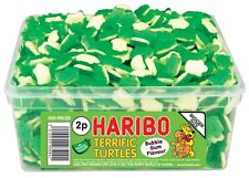HARIBO SWEETS - Terrific Turtles 300 Per Tub