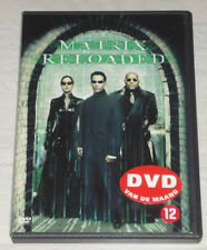 DVD The Matrix Reloaded 2 disc special edition Keanu Reeves