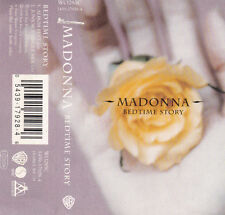 CASSETTE SINGLE K7 AUDIO (AUDIO TAPE) 2T MADONNA BEDTIME STORY DE 1995 TBE