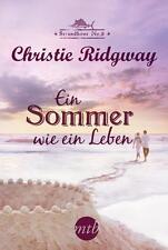 Strandhaus Nr. 9: Ein Sommer wie ein Leben von Christie Ridgway, UNGELESEN
