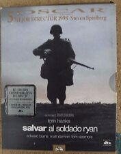 2 DVD,salvar al soldado Ryan.Tom Hanks