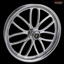 "Harley Davidson 32"" Inch Custom Front Wheel ""Viper"" FTD Customs"