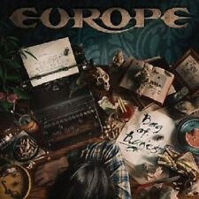 "EUROPE ""BAG OF BONES"" CD NEUWARE"