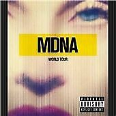 MADONNA MDNA TOUR LIVE 2 CD SET*GIRL GONE WILD*LIKE A PRAYER*I'M A SINNER*VOGUE