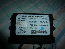 JAGUAR DAIMLER XJ40 XJ6 XJ12 XJR DAIMLER REAR BULB FAILURE MODULE DBC10714