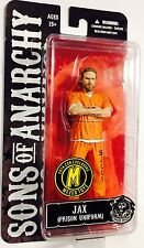 Sons Of Anarchy Jax Teller Orange Prison Variant Action Figure SDCC Exclusive