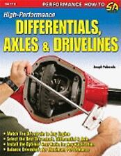 SA170 High Performance Differentials Axles & Drivelines Book Ring & Pinion Lash