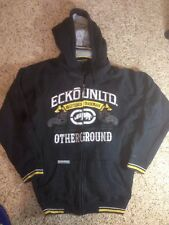 Ecko Unltd Mens Hoodie Sweatshirt Otherground Kings Medium. Ked