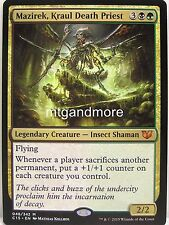 Magic Commander 2015 - 1x Mazirek, Kraul Death Priest - Mythic Rare