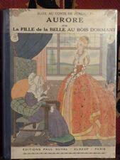 La Fille de la Belle au Bois Dormant, Perruque du Riquet à la Houppe.