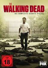 The Walking DEAD 6 - Staffel 6 / Season 6 - FSK 18 - NEU & OVP - VORBESTELLUNG