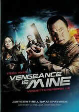 True Justice - Vengeance is Mine (DVD) Steven Seagal  NEW