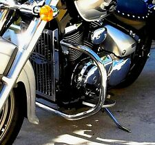 Clásico de acero inoxidable choque bar Suzuki VL 800/C 800/C 50/Volusia/Boulevard