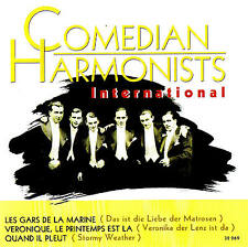 COMEDIAN HARMONISTS Internacional 20 Tracks CD Laserlight / Delta 2002