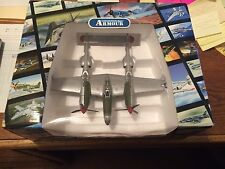 FRANKLIN MINT - ARMOUR - P-38 LIGHTNING - MARGE version